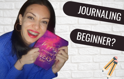 journaling prompts for beginners